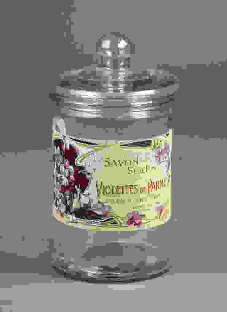"Банка ""Violette de parme"" V463 от LeHome Interiors Классический Стекло"