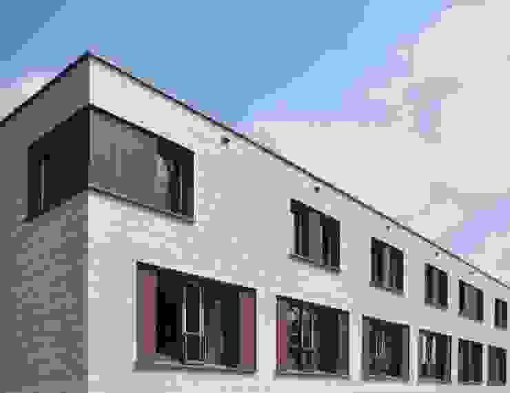 renovatie enschede Moderne huizen van Wismans & De Jong Architecten BNA Modern