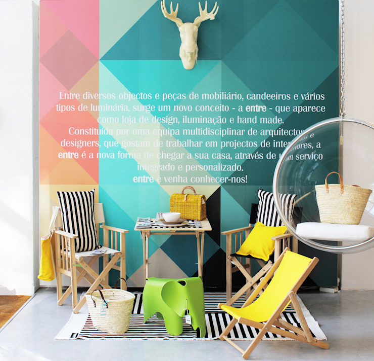 par Entre Led e Design Rural Textile Ambre/Or