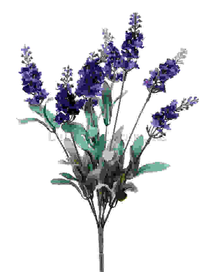 Цветок Лаванда V158 от LeHome Interiors Классический