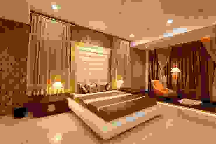 غرفة نوم تنفيذ INNERSPACE