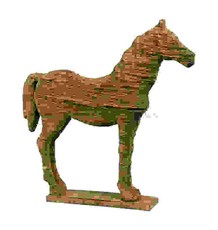 Лошадь V288 от LeHome Interiors Классический Дерево Эффект древесины