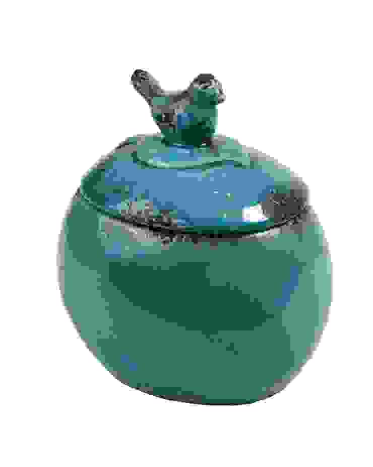 Емкость для хранения (шар) V349 от LeHome Interiors Классический Керамика