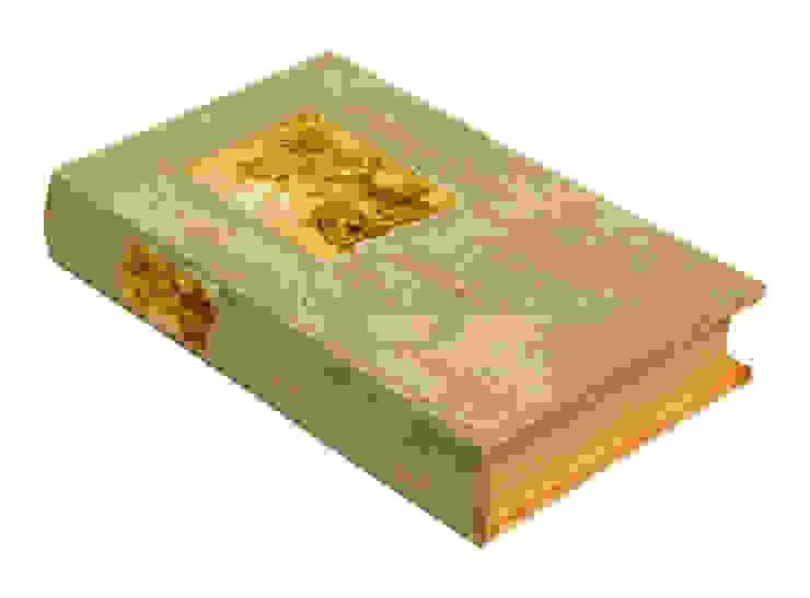 Книга- коробка V395 от LeHome Interiors Классический Дерево Эффект древесины