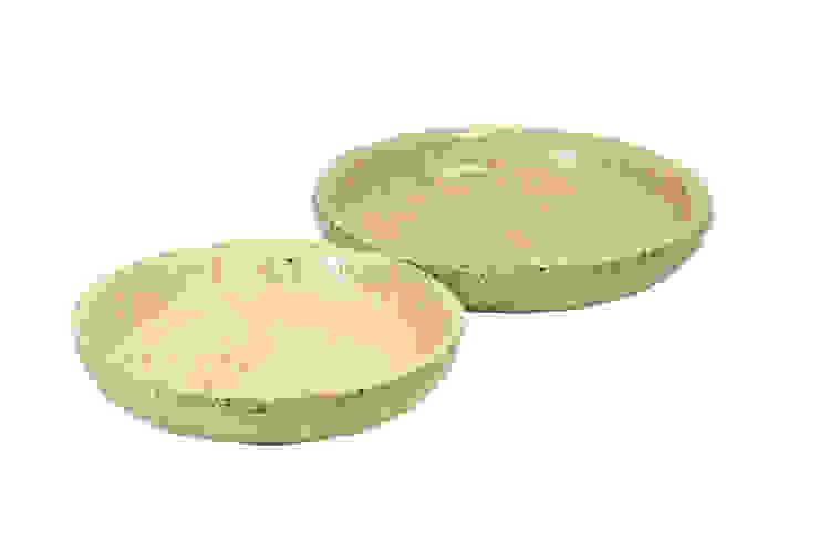 Блюдо декоративное (набор из 2х штук) V526 от LeHome Interiors Классический Керамика