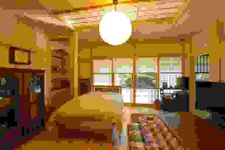 御用堀の家 和風の お風呂 の ISO設計室 和風