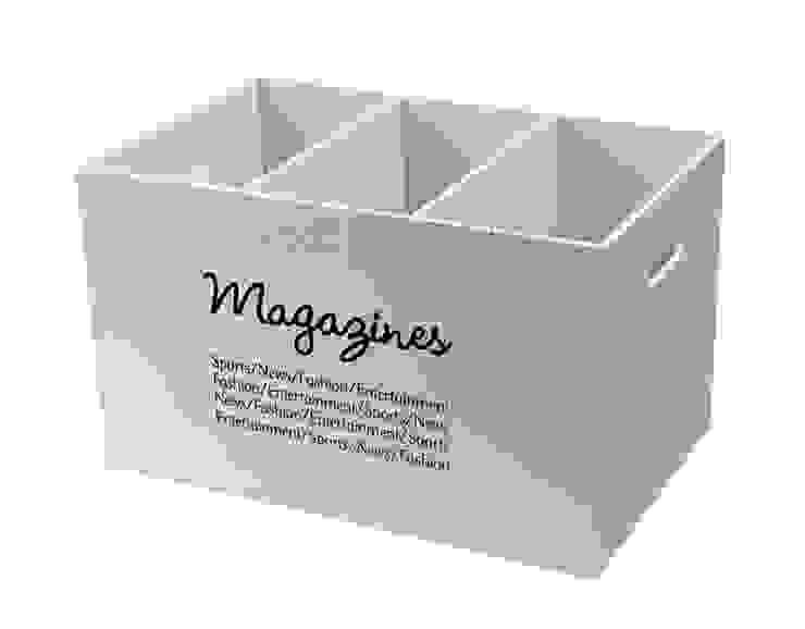 Коробка для журналов V825 от LeHome Interiors Классический МДФ