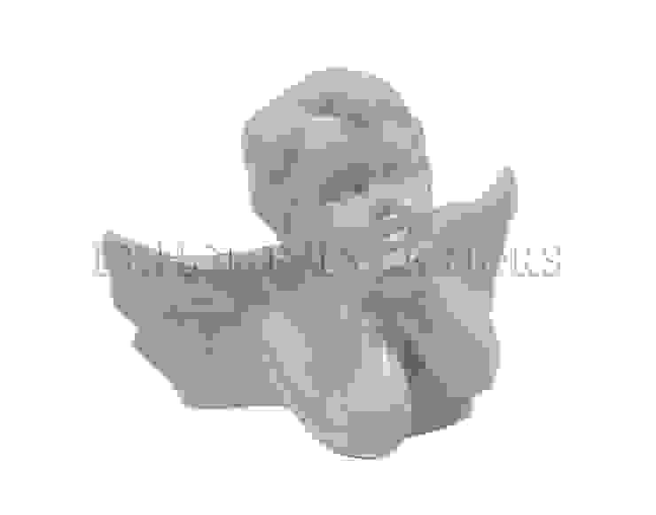 Ангелочки бюсты V856 от LeHome Interiors Классический Фарфор