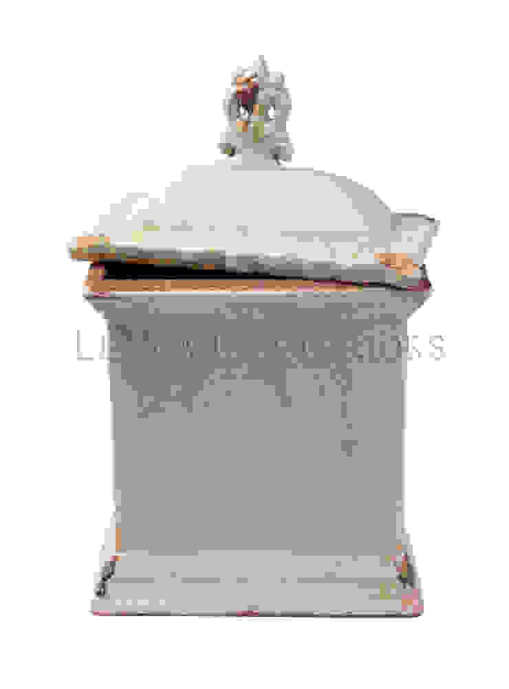 Емкость для хранения V889 от LeHome Interiors Классический Керамика