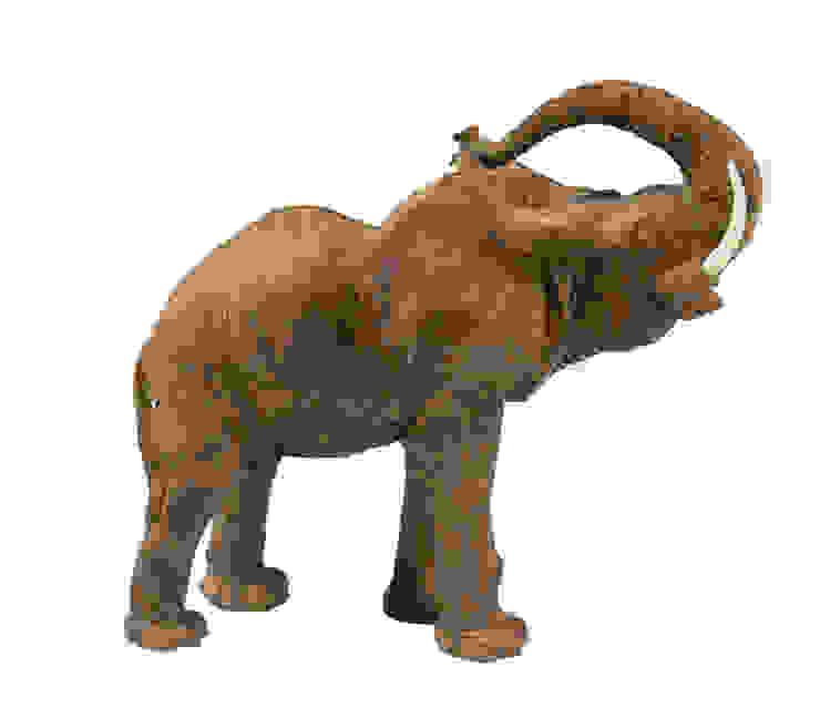 "Фигурка ""Слон"" V906 от LeHome Interiors Классический Керамика"