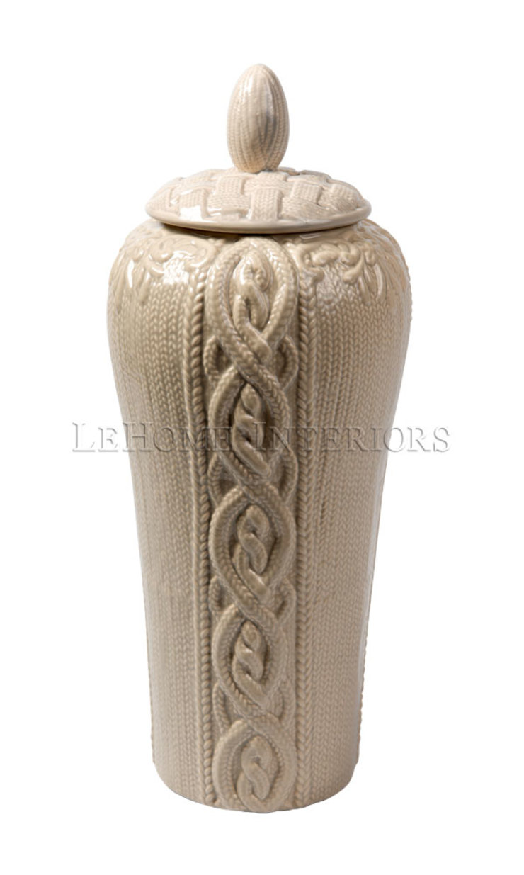 Емкость для хранения V913 от LeHome Interiors Классический Керамика