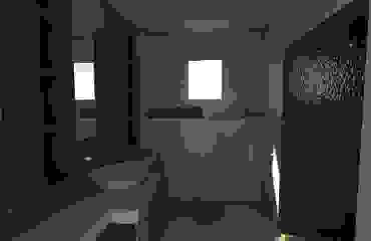 KOZYATAĞI KONUT PROJESİ Modern Banyo GENT İÇ MİMARLIK Modern