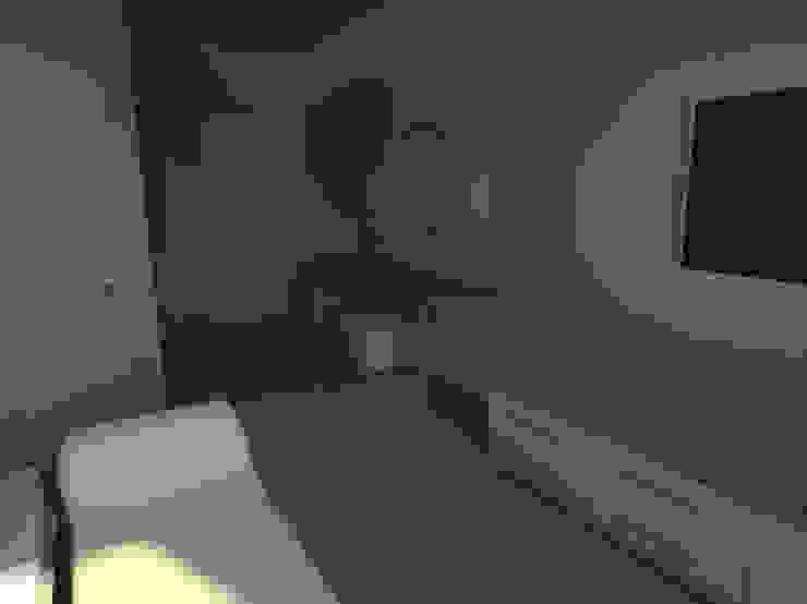 KOZYATAĞI KONUT PROJESİ Modern Yatak Odası GENT İÇ MİMARLIK Modern
