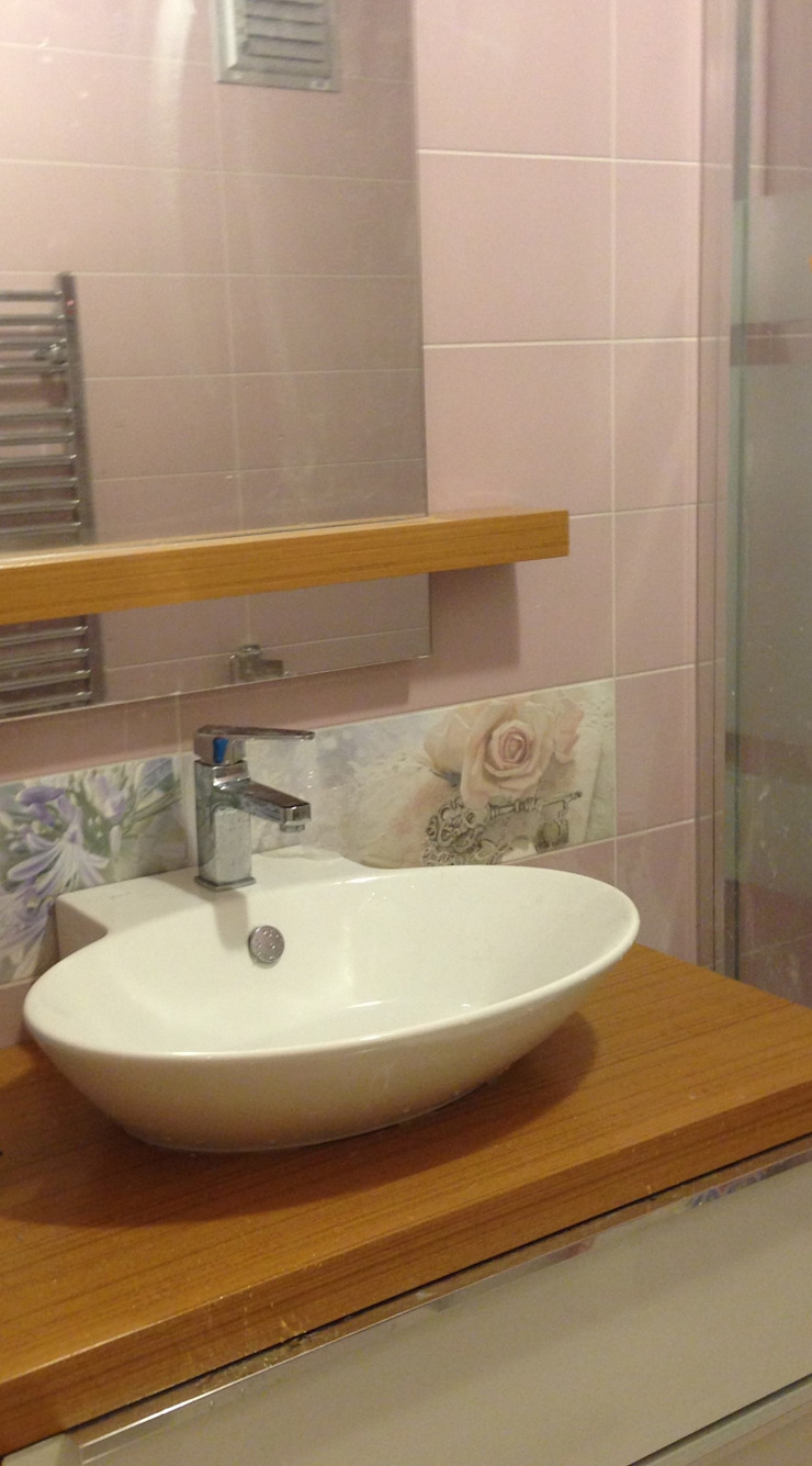 GENT İÇ MİMARLIK 現代浴室設計點子、靈感&圖片
