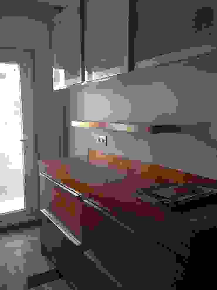 GENT İÇ MİMARLIK 現代廚房設計點子、靈感&圖片