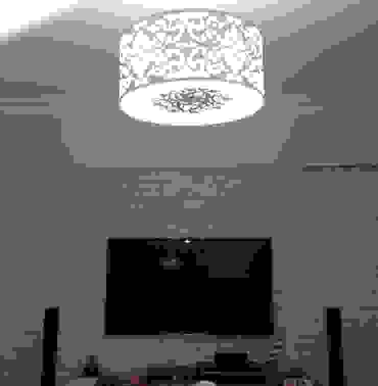 GENT İÇ MİMARLIK 现代客厅設計點子、靈感 & 圖片