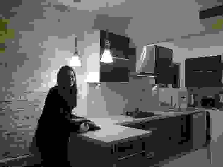 HARBİYE MUTFAK PROJ. Modern Mutfak GENT İÇ MİMARLIK Modern