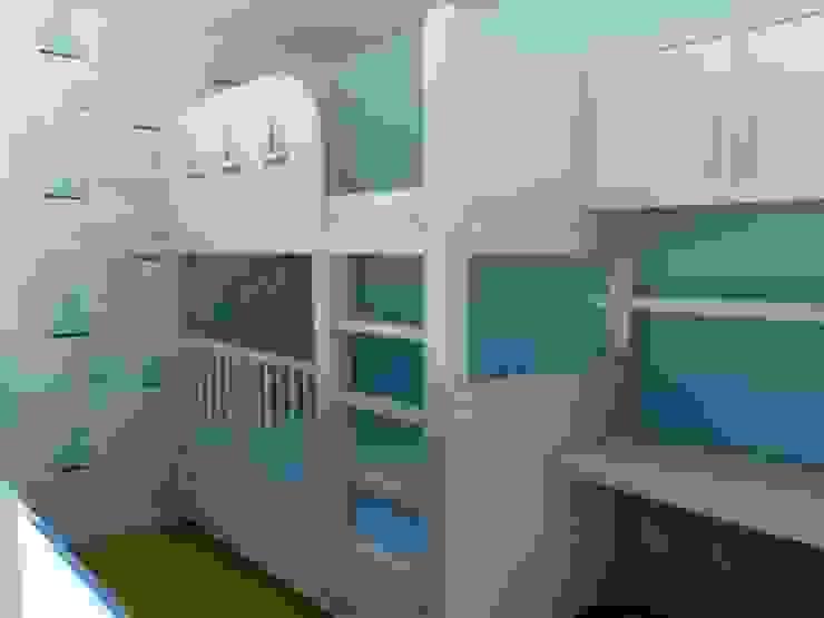 KONUT PROJESİ Modern Çocuk Odası GENT İÇ MİMARLIK Modern