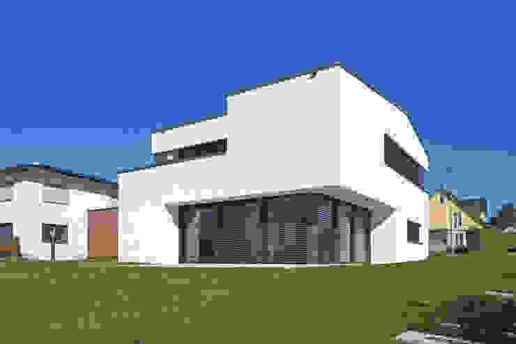 Maisons modernes par Fichtner Gruber Architekten Moderne