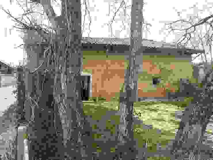 La grange avant Maisons originales par KREA Koncept Éclectique