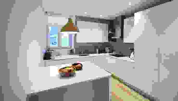 Cocinas de estilo  por MARQA - Mello Arquitetos Associados , Moderno