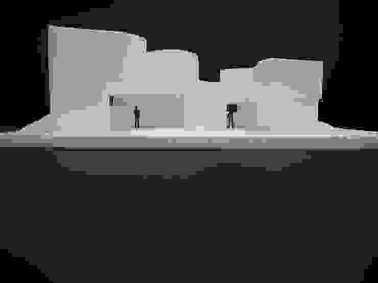 Casa sul Lago Casas modernas por LOLA Moderno
