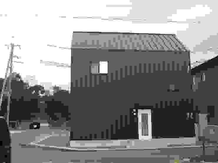外観 オリジナルな 家 の 福井建築設計室 オリジナル アルミニウム/亜鉛