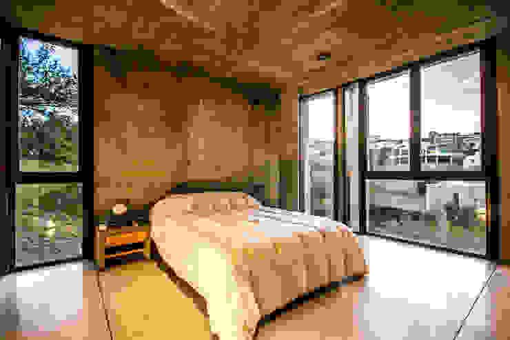 Nowoczesna sypialnia od Arq. Santiago Viale Lescano Nowoczesny