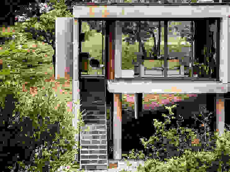 Casa La Rufina Casas modernas: Ideas, imágenes y decoración de Arq. Santiago Viale Lescano Moderno