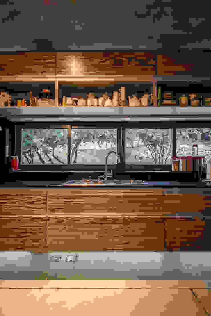 Moderne keukens van Arq. Santiago Viale Lescano Modern