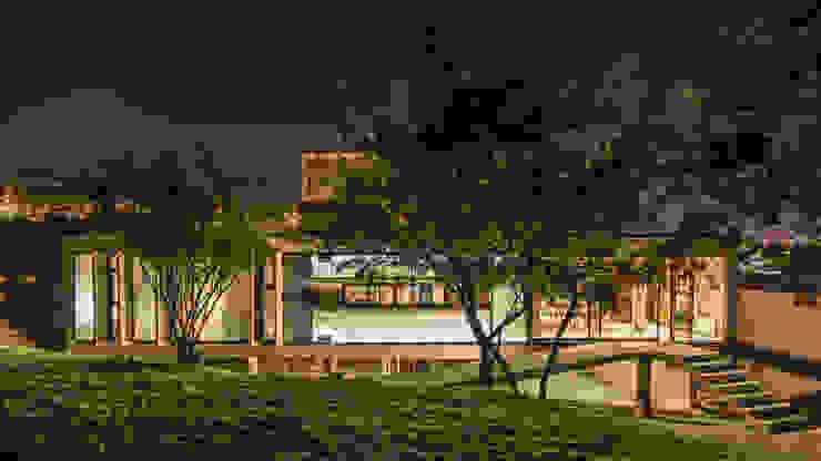 Case moderne di Arq. Santiago Viale Lescano Moderno