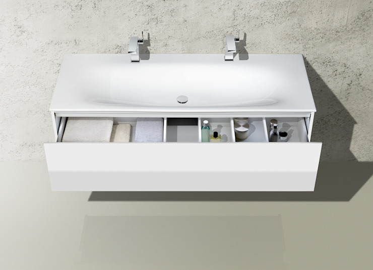 Noviteit 2015 Moderne badkamers van Keuco GmbH & Co. KG Modern
