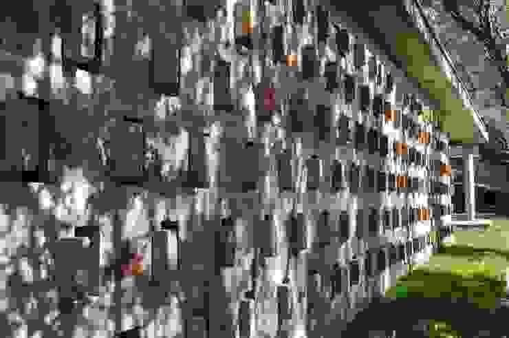 Casas de estilo rústico de Arq. Santiago Viale Lescano Rústico