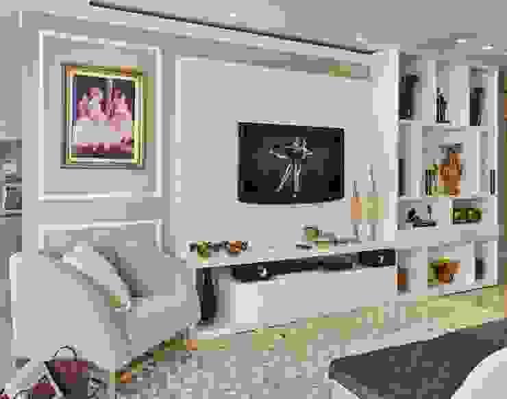Decora Lider Salvador – Quarto Rosana Abubakir Quartos modernos por Lider Interiores Moderno
