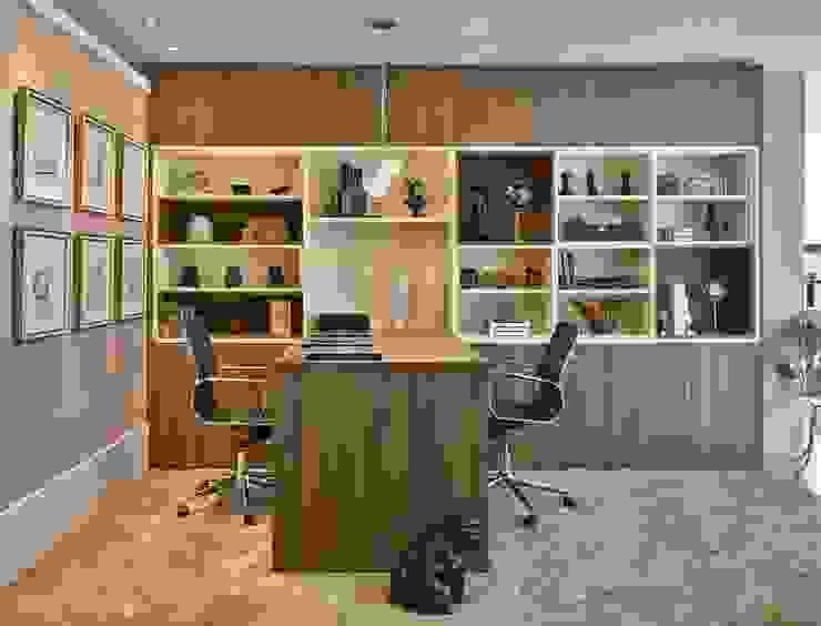 Decora Lider Salvador - Home Office Escritórios modernos por Lider Interiores Moderno