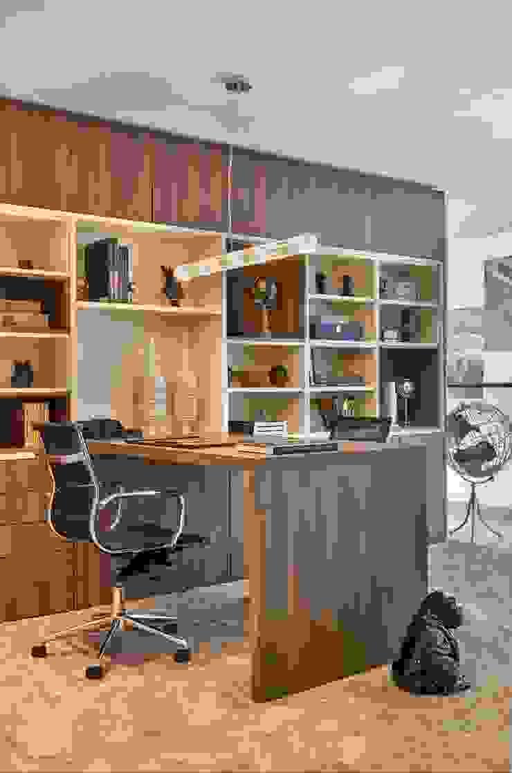 Decora Lider Salvador – Home Office Escritórios modernos por Lider Interiores Moderno