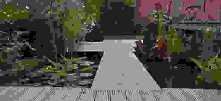 Taffin Modern garden