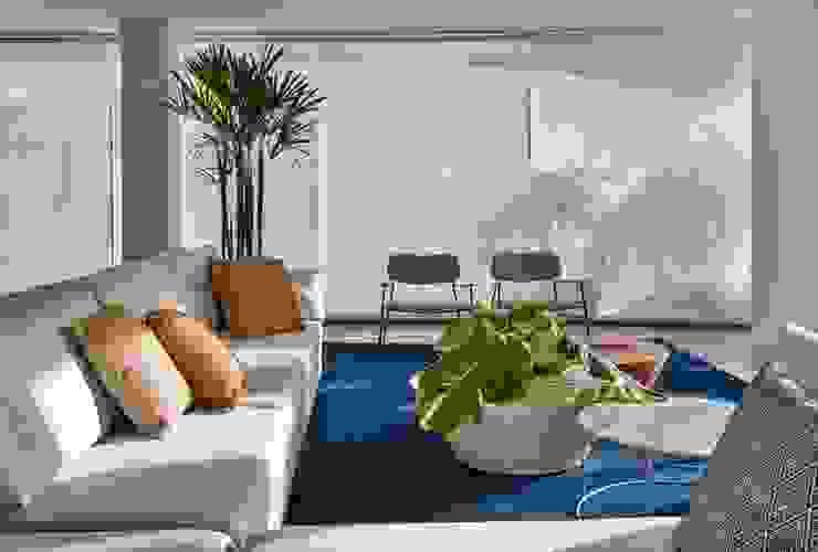 Decora Lider Salvador – Espaço Identidade Salas de estar modernas por Lider Interiores Moderno