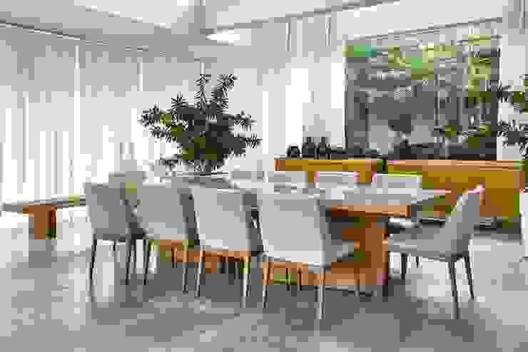 Decora Lider Salvador – Espaço Identidade Salas de jantar modernas por Lider Interiores Moderno