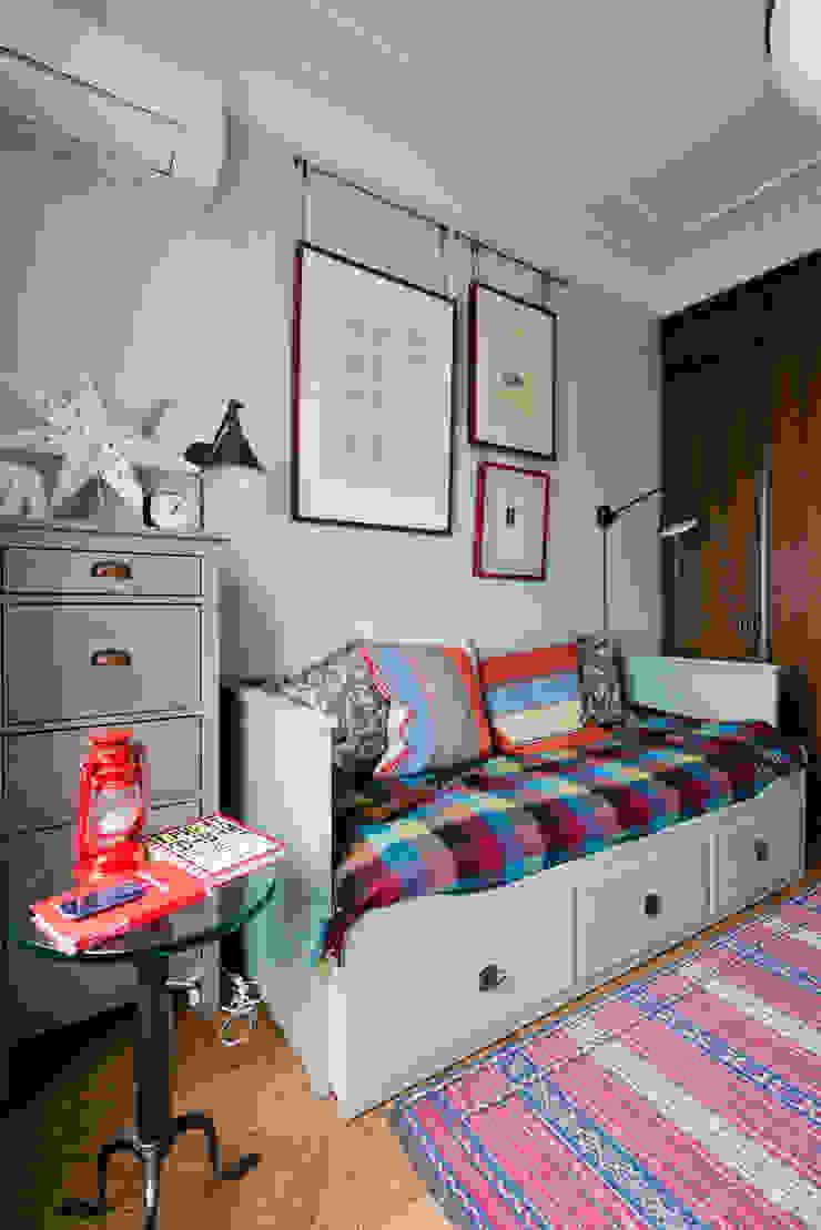 Фрунзенская 24 Детская комнатa в классическом стиле от KA Классический
