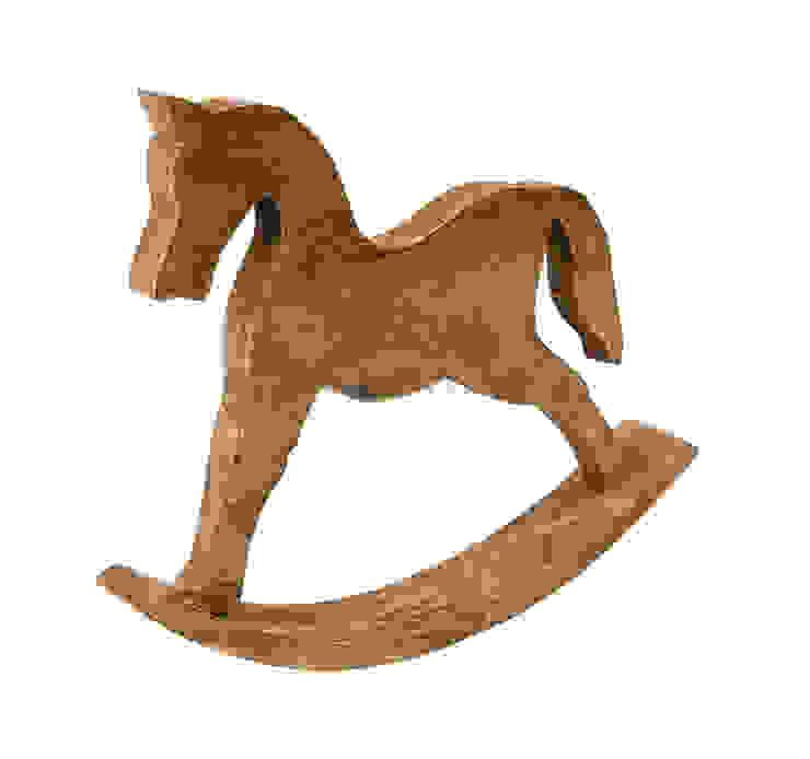Фигурка декоративная - Лошадь V961 от LeHome Interiors Классический Дерево Эффект древесины