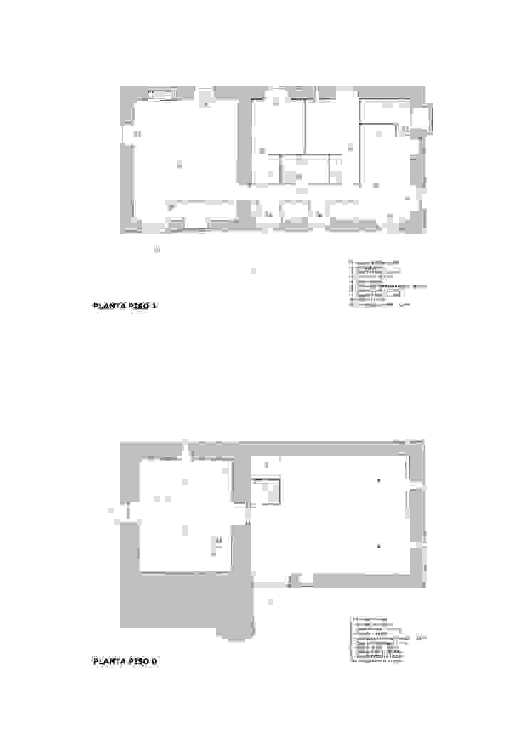 Reabilitação Casa da Ramada, Regilde por ProjectO2R