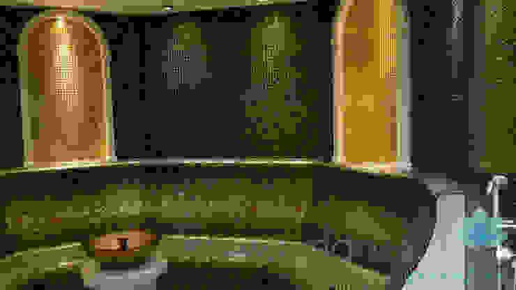 Classic hotels by SAUNA DEKOR Classic Glass