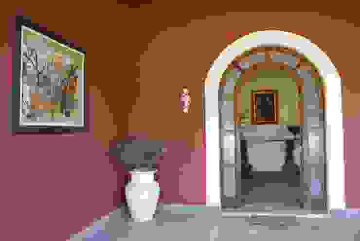 Haras da Aldeia – Aldeia da Serra – SP Casas rústicas por Daniela Zuffo Arquitetura e Interiores Rústico