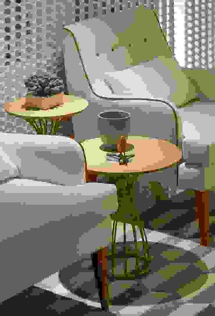 Decora Lider Vitória – Varanda Gourmet Salas de estar modernas por Lider Interiores Moderno