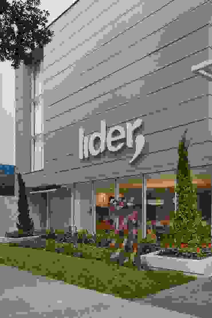 Decora Lider Vitória - Jardim dos Sentidos Jardins modernos por Lider Interiores Moderno
