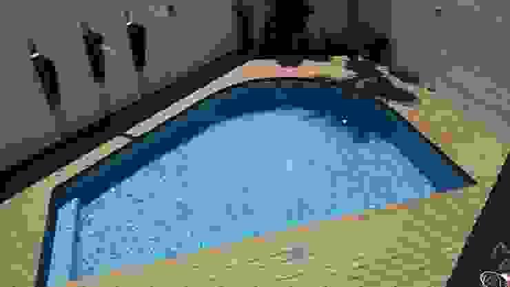 Grupo Boes Pool Wood Wood effect