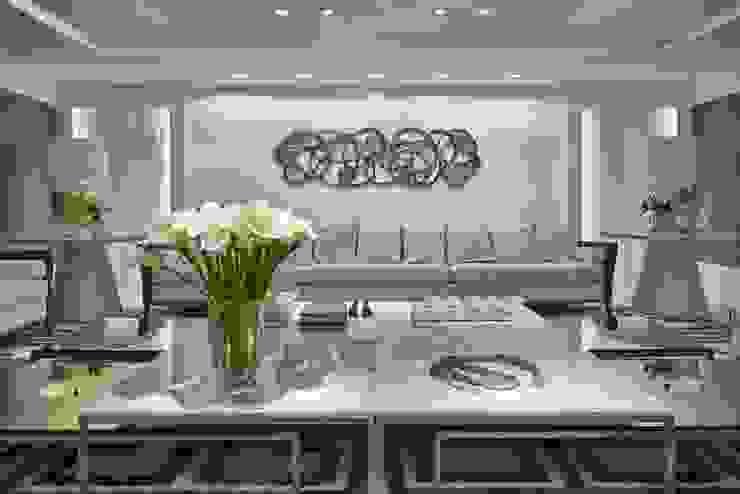 Decora Lider Vitória - Sala de Estar e Jantar Salas de estar modernas por Lider Interiores Moderno