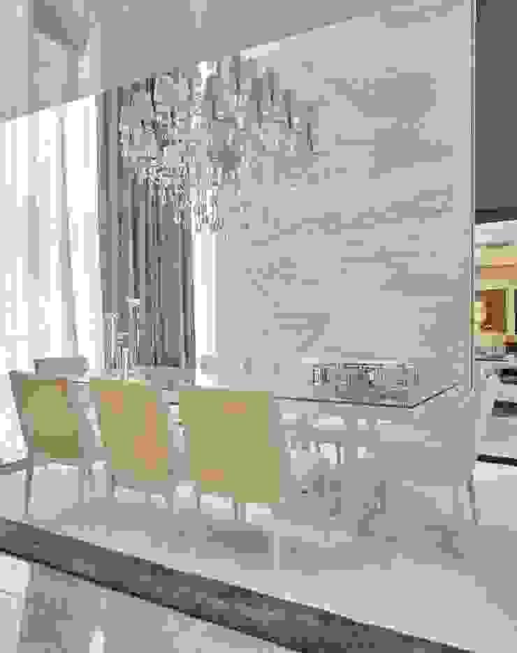 Decora Lider Vitória – Sala de Estar e Jantar Salas de jantar modernas por Lider Interiores Moderno