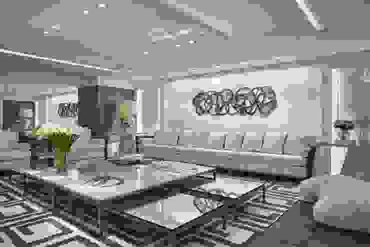 Decora Lider Vitória – Sala de Estar e Jantar Salas de estar modernas por Lider Interiores Moderno